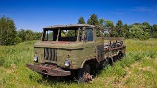 видео ГАЗ 66 тюнинг до хаммера