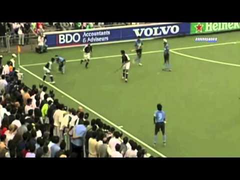 Danraj Pillay, The India Hockey Tornado