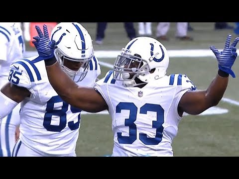 Seattle Seahawks vs Indianapolis Colts 1st Half Highlights / NFL Week 4