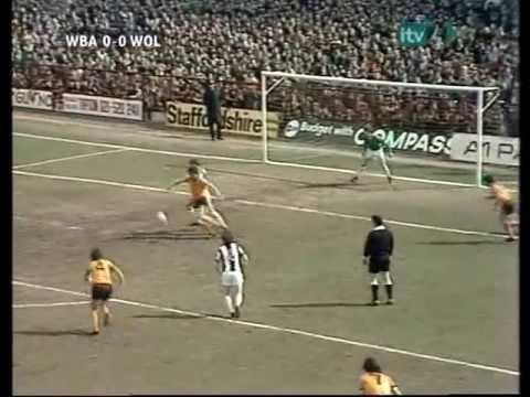 West Bromwich Albion v Wolves, 21st April 1979