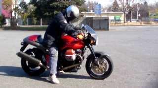 1312170295 モトグッツィ MOTOGUZZI ROSSO MANDELLO V11 T