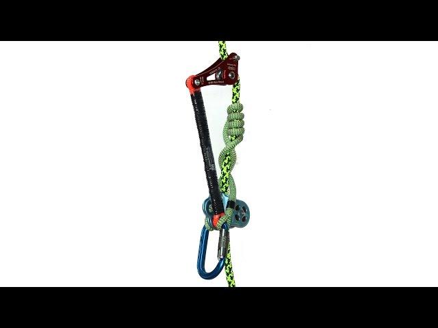 Valdotain tresse | Knot tying for Arborists