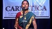 Sri Rajarajeswari - Varnam - Mayamalavagowla - YouTube