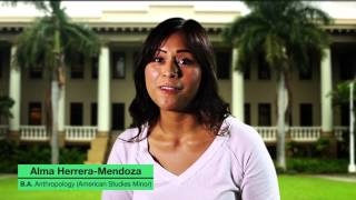 University of Hawaii at Manoa Commencement - Mahalo Messages December 2013