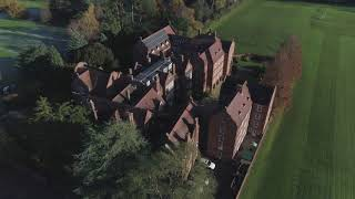 Linacre by Drone