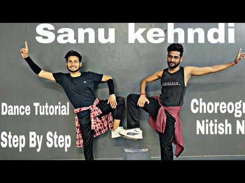 Sanu Kehndi | Dance Tutorial | Step By Step | Kesari