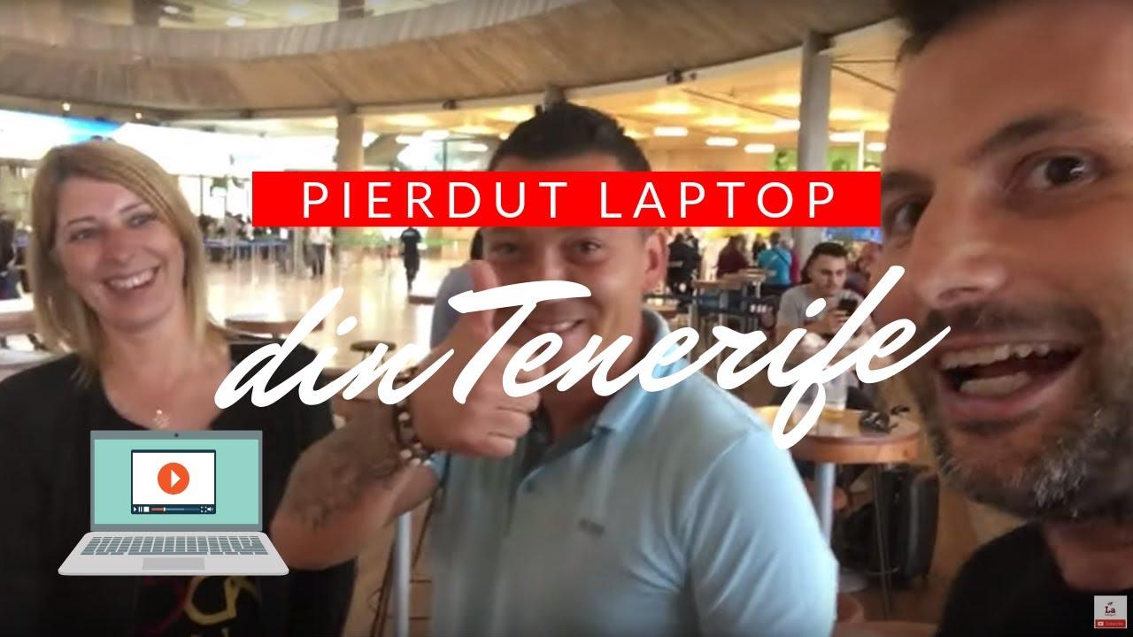 Ce faci cand gasesti un Macbook Pro in aeroport? Dar cand il pierzi?