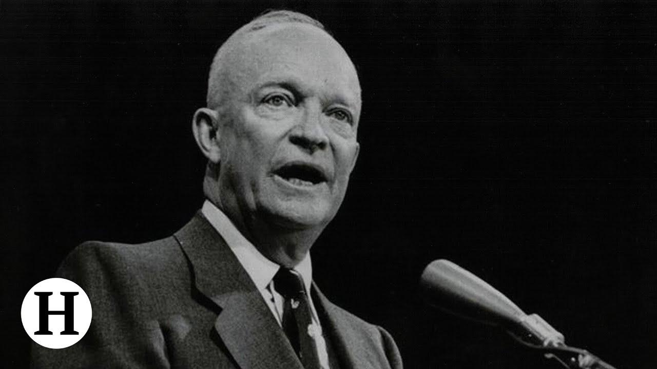 Pożegnalne ostrzeżenie Eisenhowera