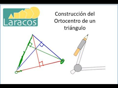 Construcci n del ortocentro de un tri ngulo youtube for Construccion de un vivero paso a paso