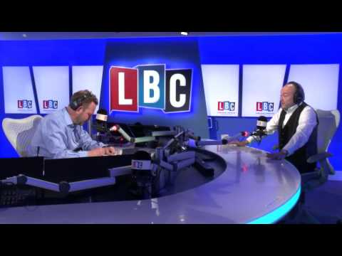 London is run by & for the elite - George Galloway [LBC Radio Interview]