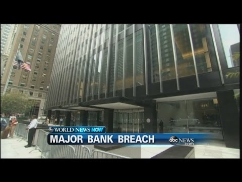 WEBCAST: JPMorgan Among Banks Hit with Cyberattack