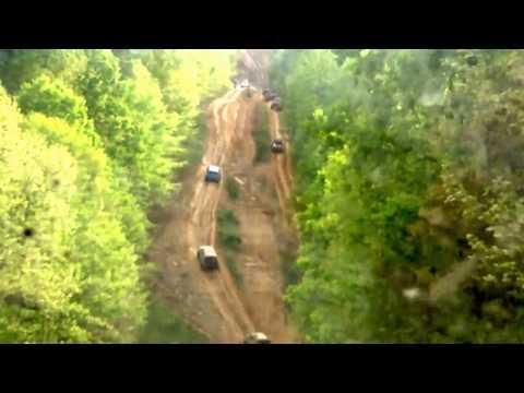 Rush off-road park Kentucky April bash 2017
