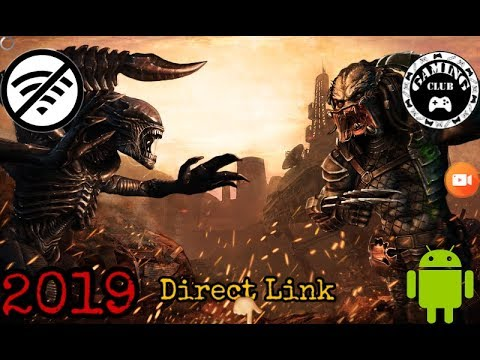 Alien vs Predator: Evolution New 2019 Android Offline - 동영상