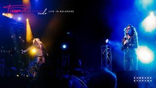 Tijana Bogicevic - U redu  ( Live @ Kombank Dvorana)