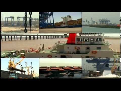 Lifeline of Gujarat's Development - Port Development under Narendra Modi