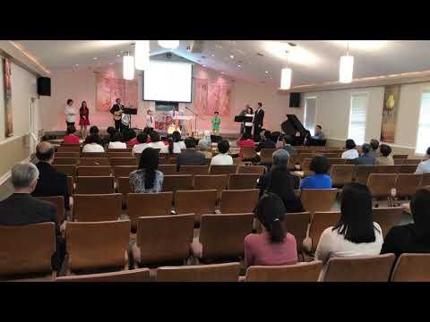 나는 예배자입니다 , 소망교회 주일찬양, Hope Church, Howard County Maryland, USA