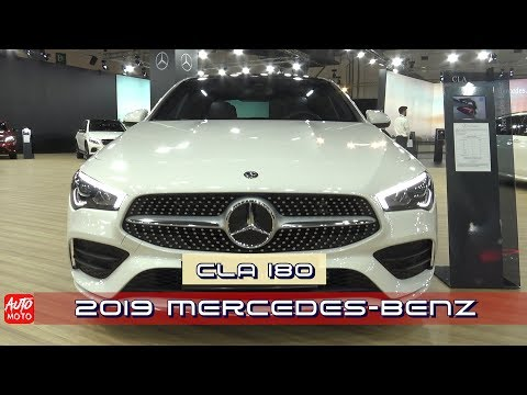 2019/2020 Mercedes CLA 180 Coupe - Exterior And Interior - 2019 Automobile Barcelona