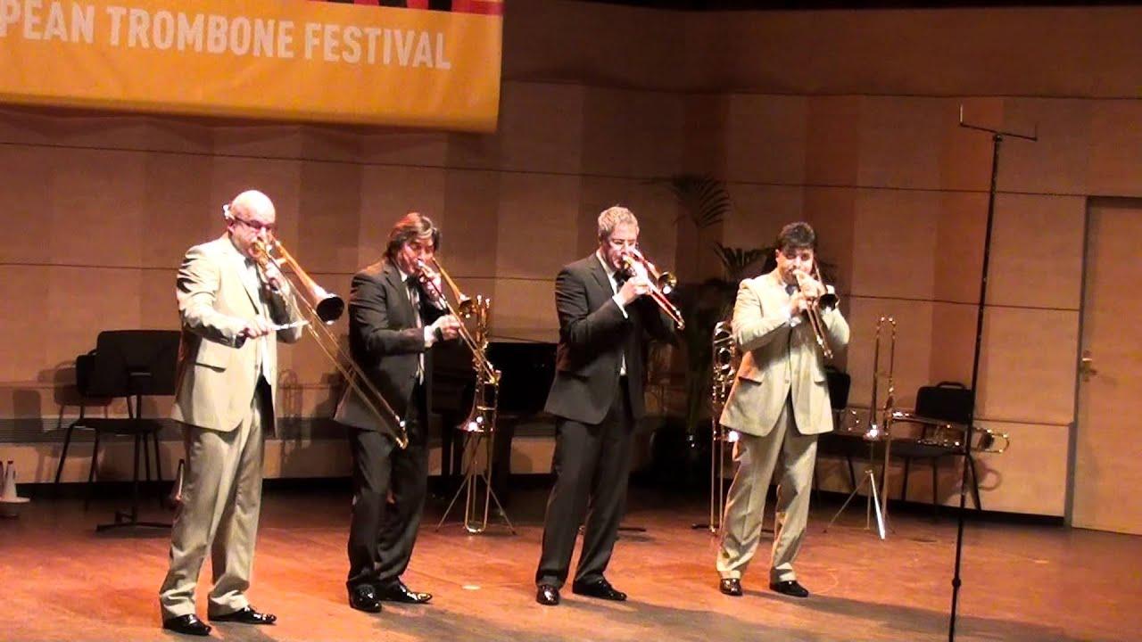 Slide Factory 2011 - Slokar Quartet (part1)