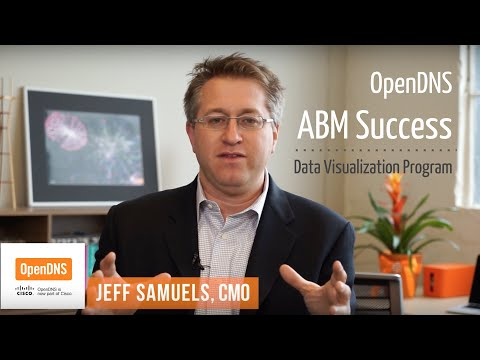 Customer Success Story: OpenDNS' ABM program