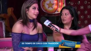 """CIRCO DE LOS HERMANOS """"FUENTES GASCA"""" EN CHICLAYO"""
