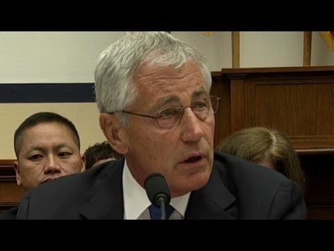 Chuck Hagel: Time was not on our side in Bowe Bergdahl swap