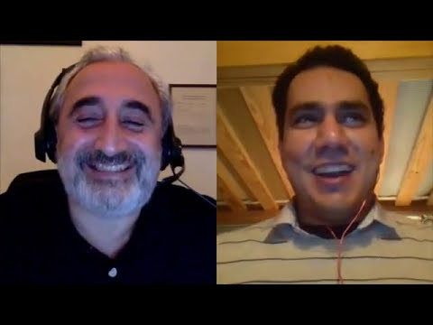 My Chat with Human Rights Activist Faisal Saeed Al-Mutar (THE SAAD TRUTH_98)