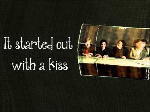 Mr. Brightside- The Killers (Lyrics Video) HD