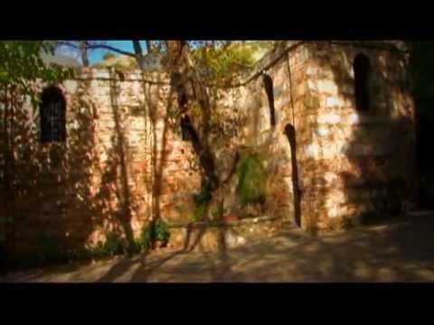 Casa de la virgen mar a en feso youtube - La casa de maria ...