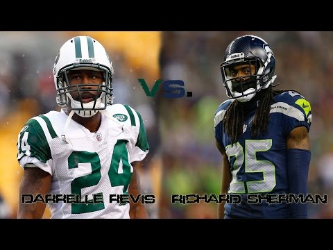 Sports Match Ups: Darrelle Revis Vs. Richard Sherman Highlights