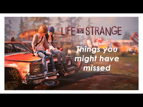 Life is Strange - Things you might have missed thumbnail