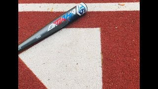 Review: 2019 Louisville Slugger 519 Omaha Cage Side Hitting
