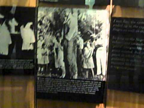 take a  tour of the MLK Jr Center and see the wagaon that carried his body, shea show