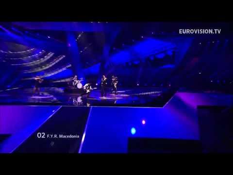 Kaliopi - Crno I Belo - Live - 2012 Eurovision Song Contest Semi Final 2