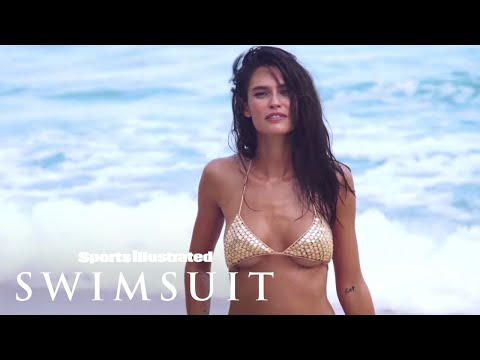 Bianca Balti Makes Her Golden Debut In Sumba Island | Uncovered | Sports Illustrated Swimsuit