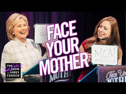 Face Your Mother: The Clintons Edition