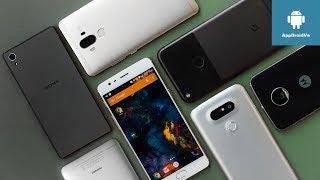 Mejores teléfonos para comprar en 2018. Cámara/Calidad/Precio/Batería ®.
