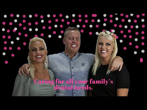 CARING FOR ALL YOUR FAMILY'S DENTAL NEEDS.