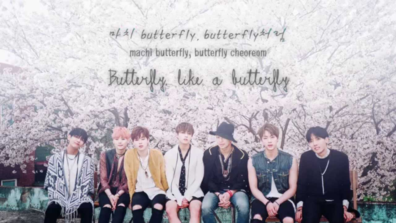 800+ Wallpaper Bts Butterfly HD Terbaru