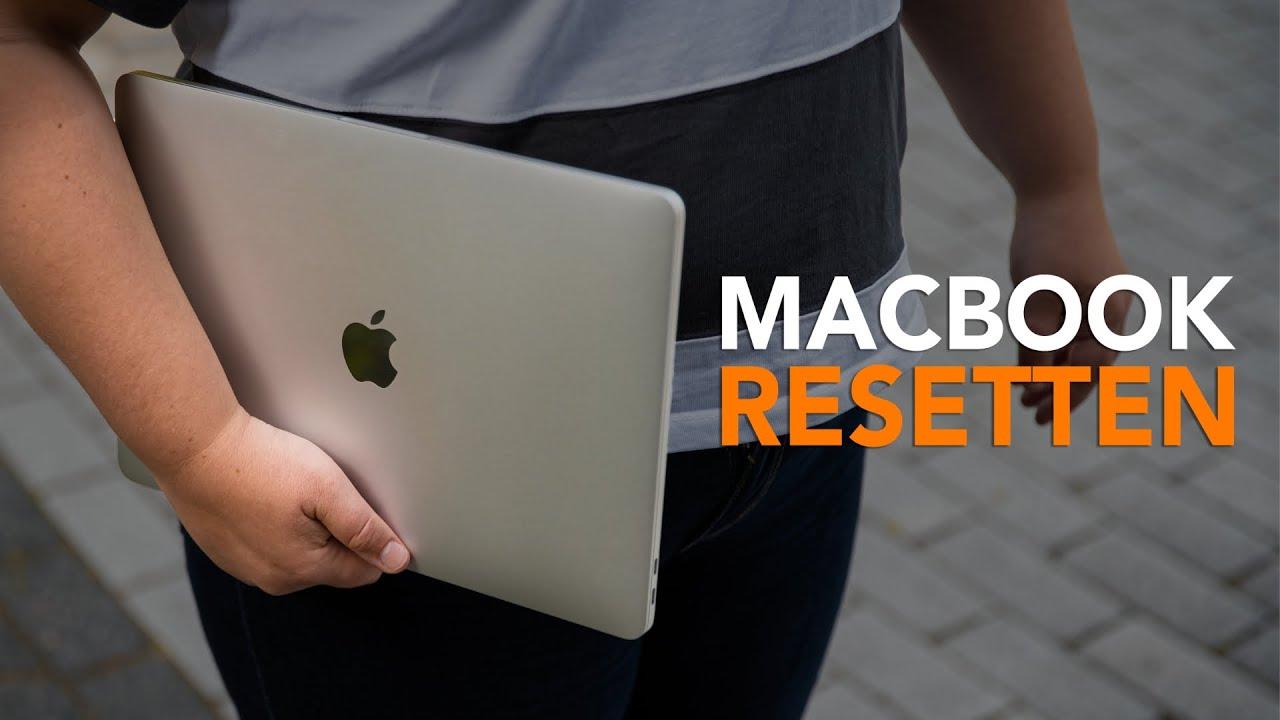 Je MacBook resetten naar fabrieksinstellingen: zo doe je dat