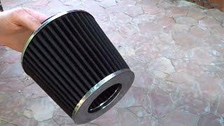 Фильтр нулевого сопротивления (чистка)(Уход за фильтром нулевого сопротивления., 2015-05-27T20:34:19.000Z)