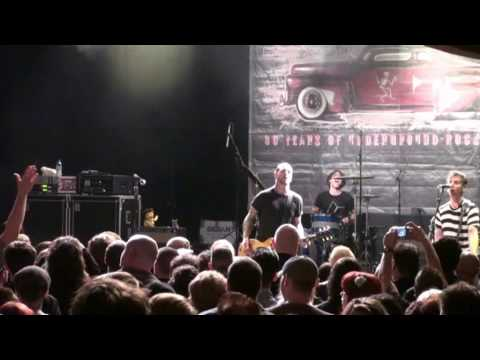 Social Distortion - Sometimes I Do - Live @ Shepherds Bush Empire (London) 8.7.2009