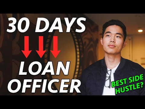 How to Become a Mortgage Loan Officer in 2021! (Step by Step)