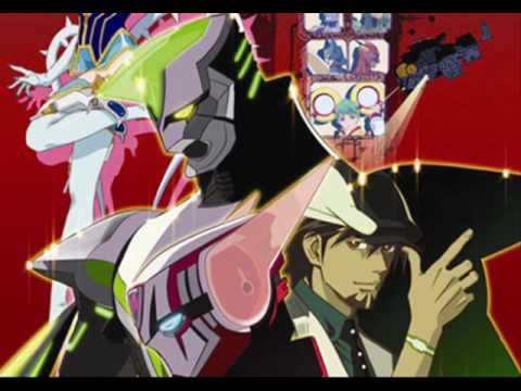 Tiger and Bunny OST Track 24: Power For The Future