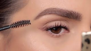 HOW TO MAKE YOUR EYEBROWS LOOK THICKER | TUTORIAL ALI ANDREEA
