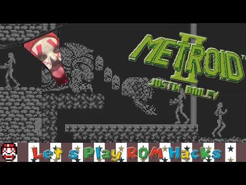 Justin Bailey II (Metroid II ROM Hack) - No Death Full Run