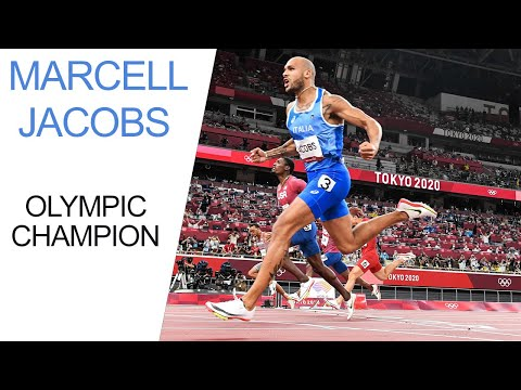 WHO IS MARCELL JACOBS? | 100m Olympic Champion at Tokyo 2020