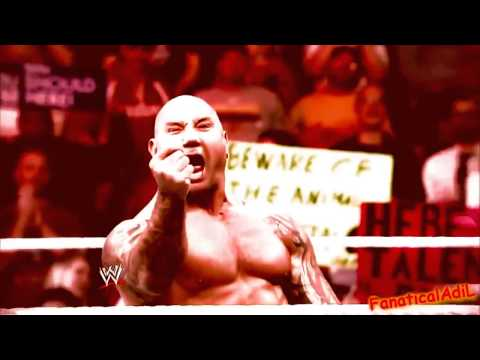 ● Batista theme song i walk alone