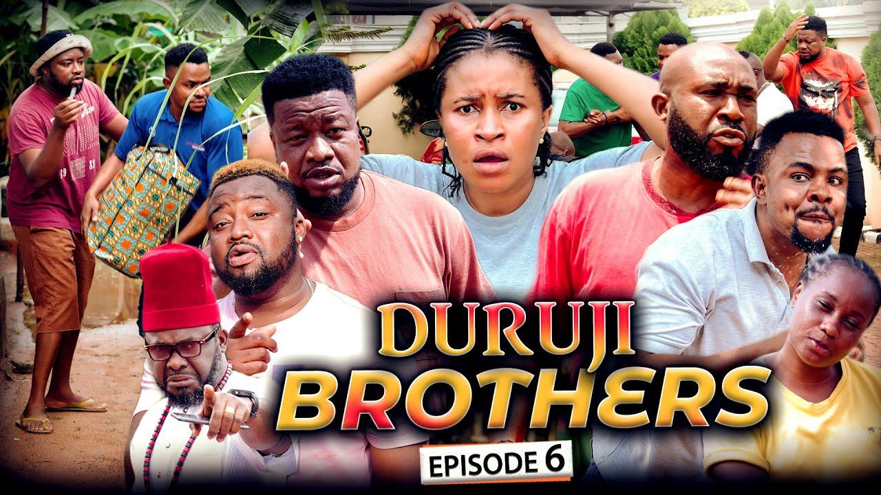 Download DURUJI BROTHERS 6 - Mary Igwe, Chuks Omalicha, Stanley, Darlington. NEW NIGERIAN MOVIE 2021.