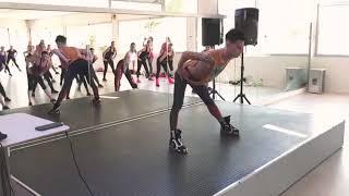 """""""La Materialista"""" feat """"NFASIS"""" - TAKA-TAKA, coreografia de Zumba Fitness creada por Jordi Giralde"""