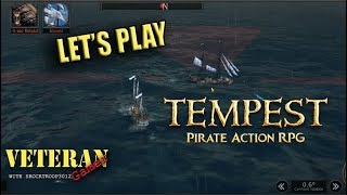 Tempest: Pirate Action RPG - First Impressions and Game Play